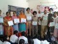 Eye Donation Awareness camp at Guru Nanak Public School, Mahilpur