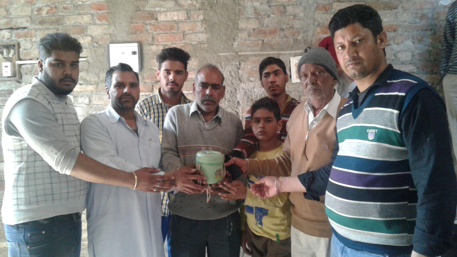 Eyes Donation Nirmala Devi