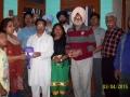 Eyes Donation Gyan Chand