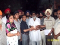 Eyes Donation Swinder Singh