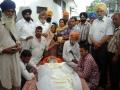 Eyes Donation Satpal Singh Body Donation
